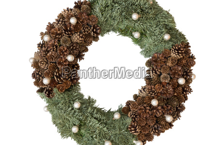advent wreath without candles exempted