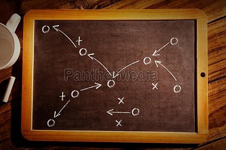 composite image of tactics