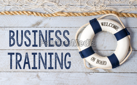 business training welcome on board