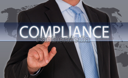 compliance manager with touchscreen