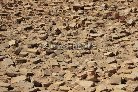 birdseye on clay building brick tiles