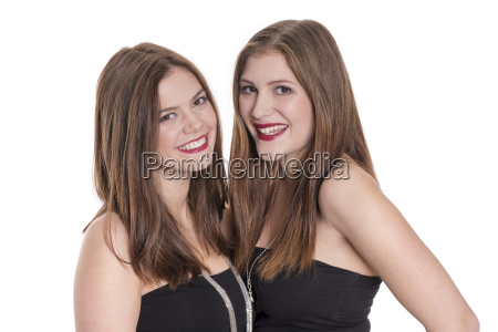 2 pretty girlfriends