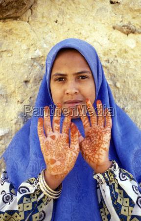 africa egypt sahara siwa people