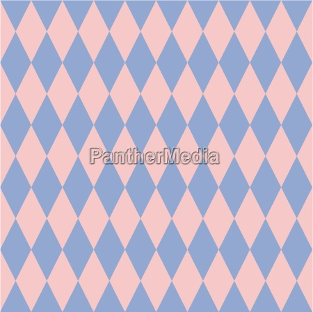 rose quartz and serenity rhombus backdrop