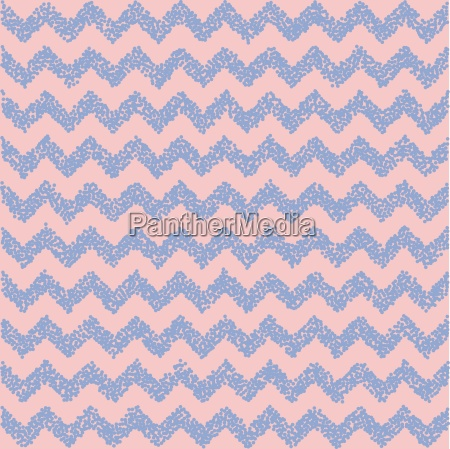 rose quartz and serenity chevron backdrop