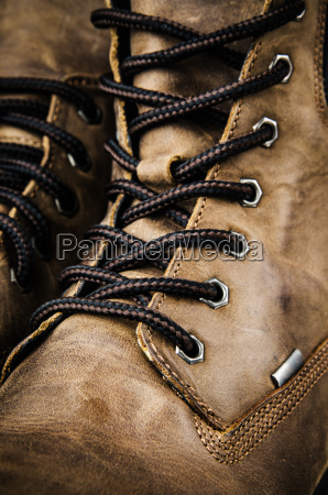 fragment leather winter boot