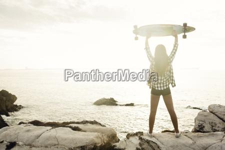 skater, girl - 15783314