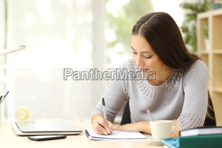student, learning, taking, notes - 15784892