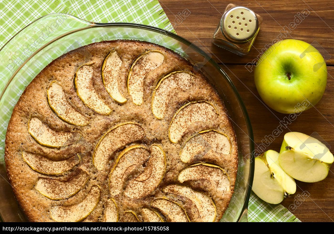 apple, cake - 15785058