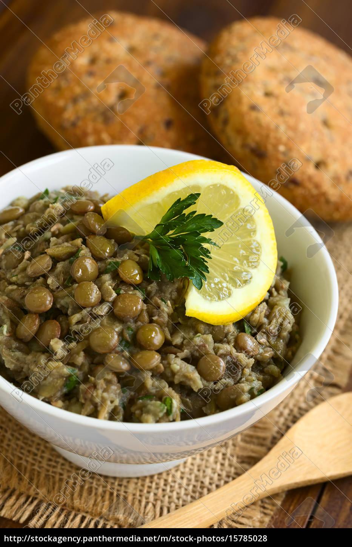 lentil, spread - 15785028