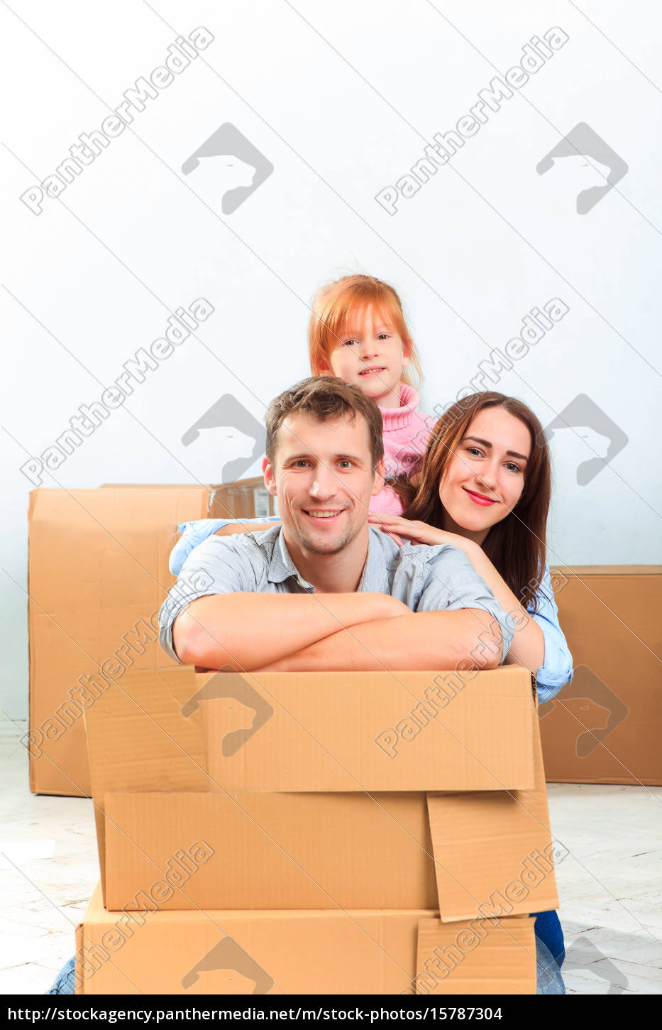 the, happy, family, , during, repair - 15787304