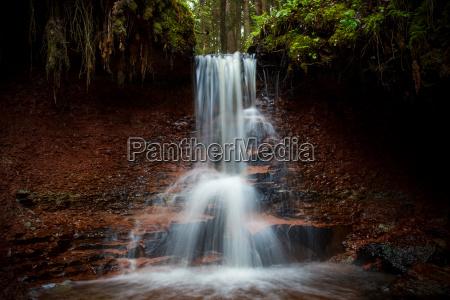 zartapu waterfall latvia