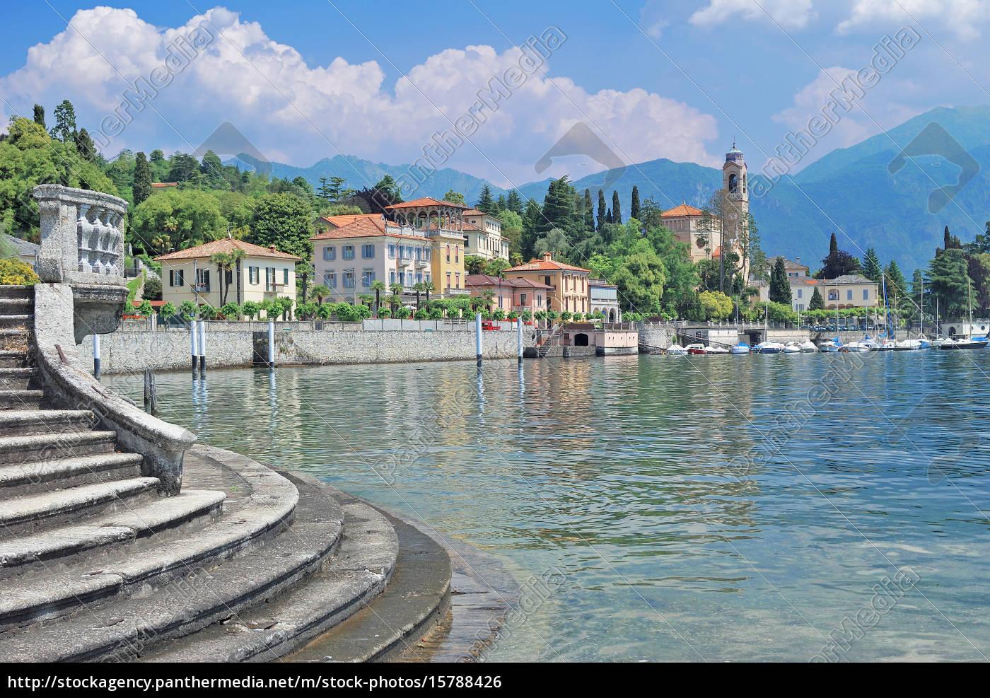 tremezzo, holiday, on, lake, como, lombardy, italy - 15788426