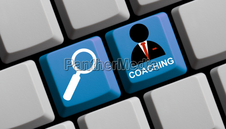 search, coaching, online - 15790970