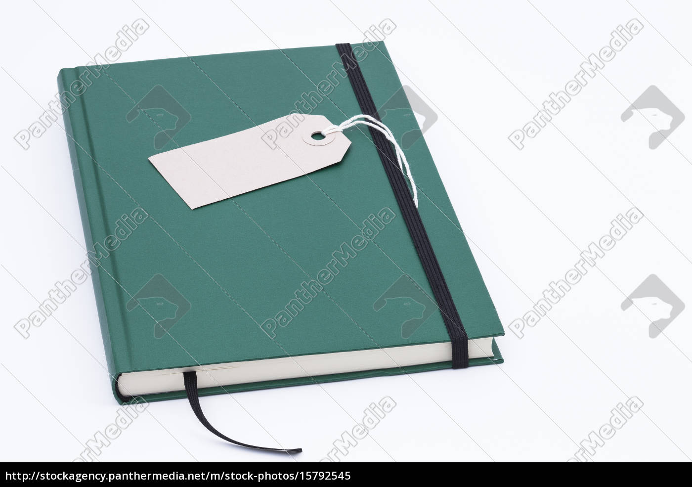 notebook, with, label - 15792545