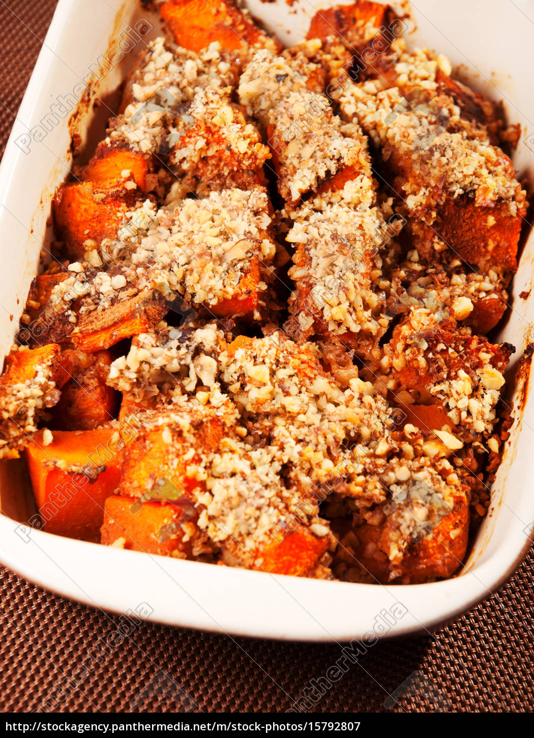 pumpkin, with, nuts, casserole, pumpkin, with, nuts - 15792807