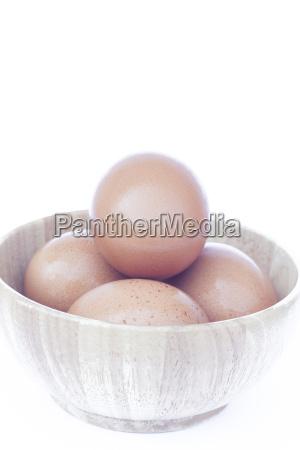 eggs, isolated, on, white, background - 15794335