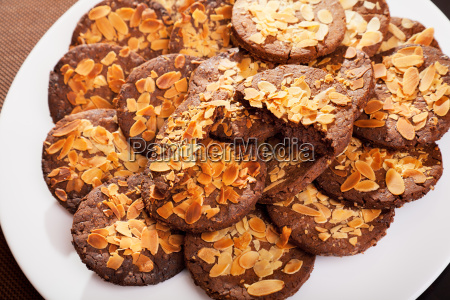 homemade, cookies, with, hazelnuts, homemade, cookies, with - 15794841