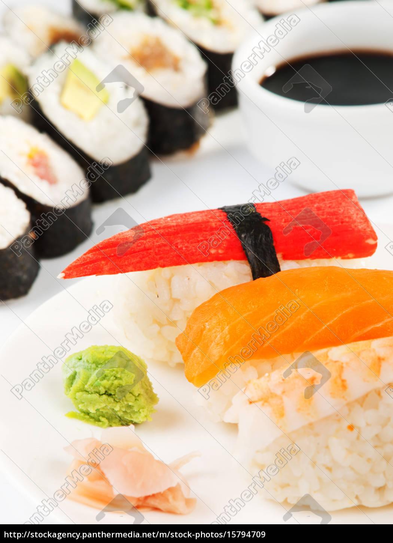 sushi, sushi, sushi, sushi, sushi, sushi, sushi, sushi - 15794709