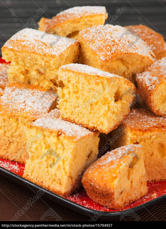 sweet, orange, cake - 15794927