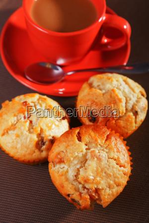 muffins with coconuts muffins with coconuts