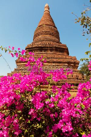 ancient, pagodas, in, bagan, ancient, pagodas, in - 15795331