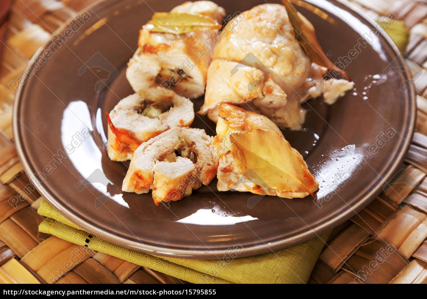 chicken, roulades, chicken, roulades, chicken, roulades, chicken, roulades - 15795855
