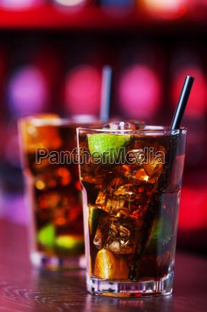 cocktails, collection, -, cuba, libre, cocktails, collection - 15795509