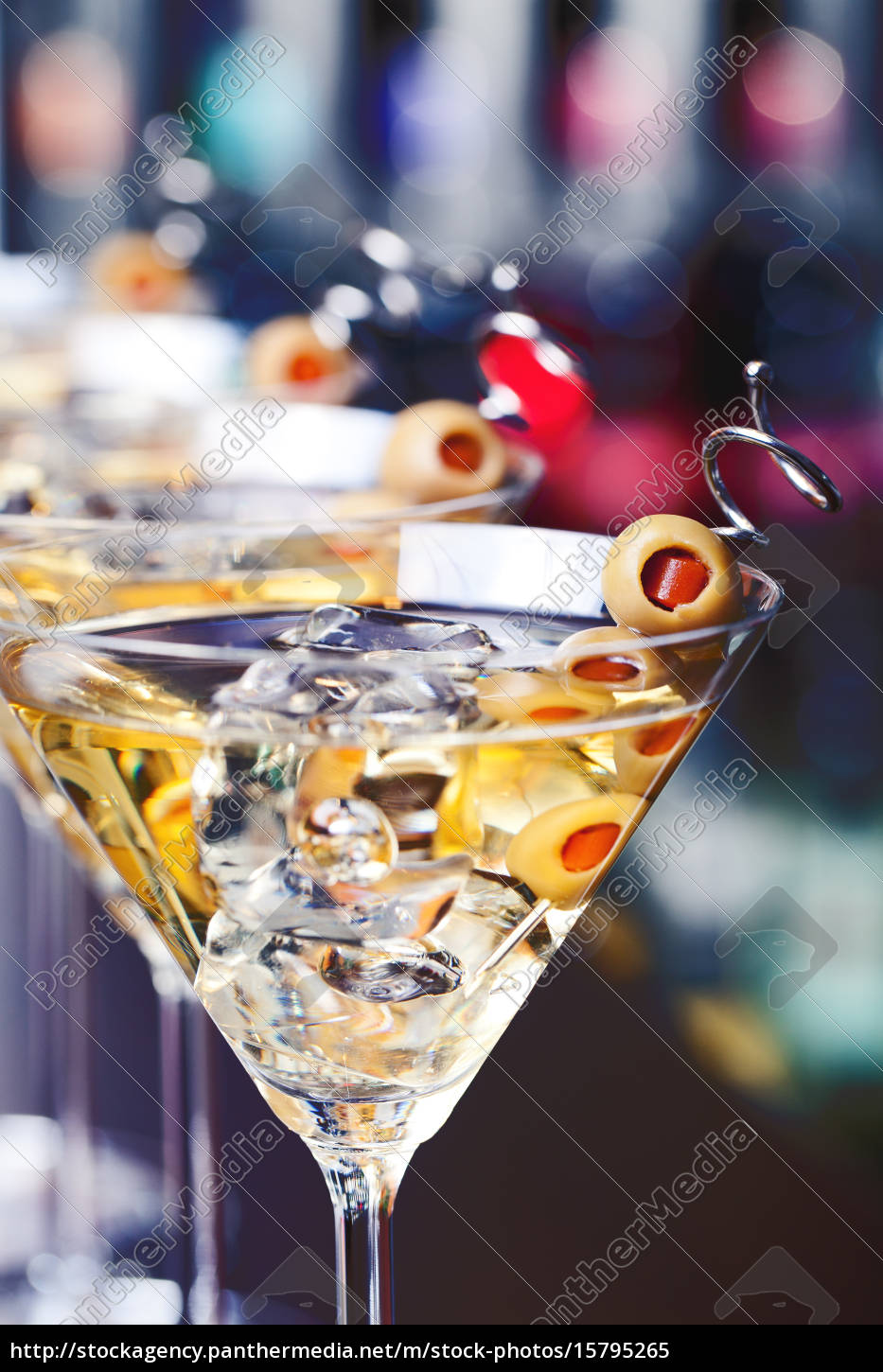 cocktails, collection, -, martini, cocktails, collection, - - 15795265