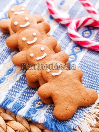 gingerbread, men, gingerbread, men, gingerbread, men, gingerbread, men - 15795935
