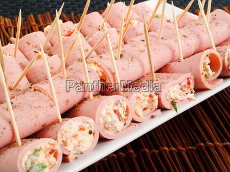 ham, appetizers, ham, appetizers, ham, appetizers, ham, appetizers - 15795931