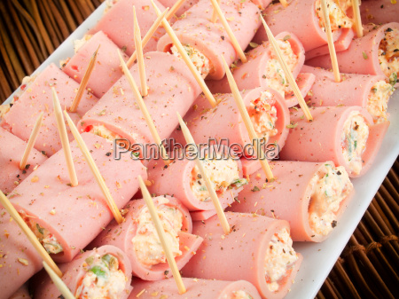 ham, appetizers, ham, appetizers, ham, appetizers, ham, appetizers - 15795933