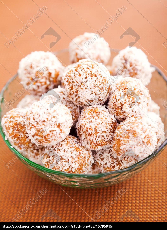 homemade, coconut, candies, homemade, coconut, candies, homemade, coconut - 15795915