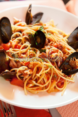 spaghetti, with, seafood, spaghetti, with, seafood, spaghetti, with - 15795223