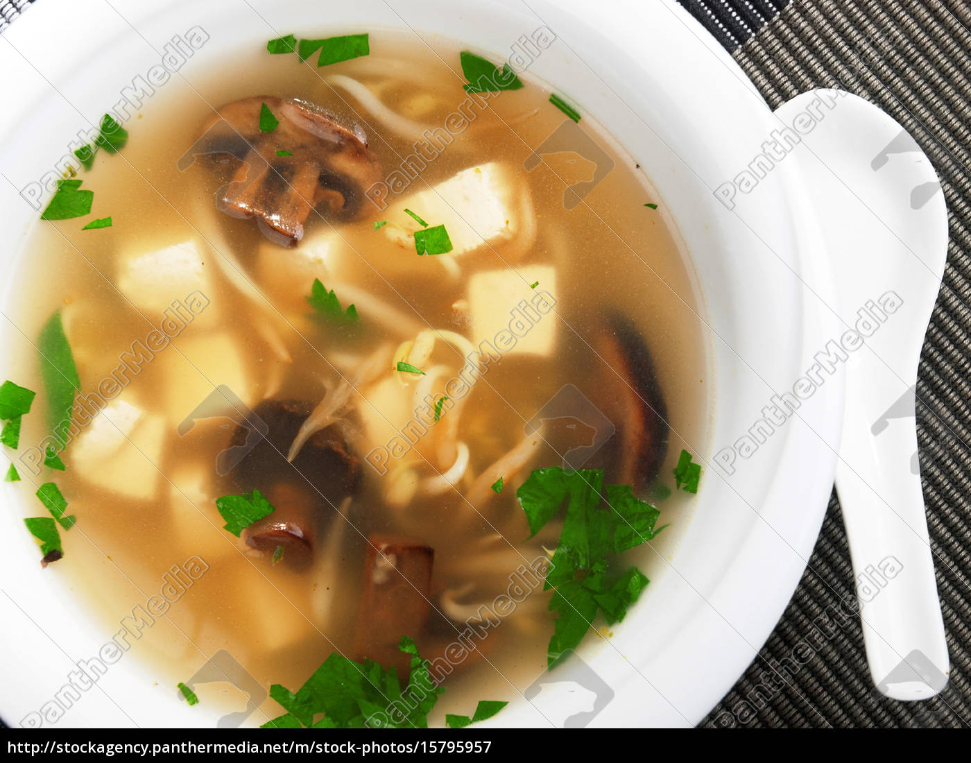 thai, soup, with, tofu, thai, soup, with - 15795957