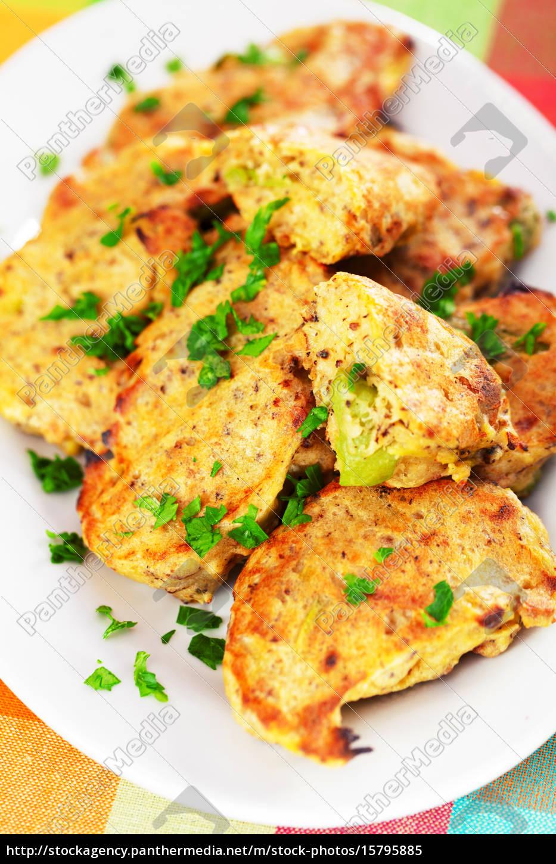 zucchini, croquettes, zucchini, croquettes, zucchini, croquettes, zucchini, croquettes - 15795885