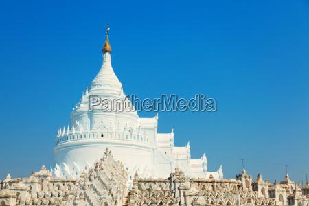 hsinbyume pagoda mingun myanmar hsinbyume pagoda