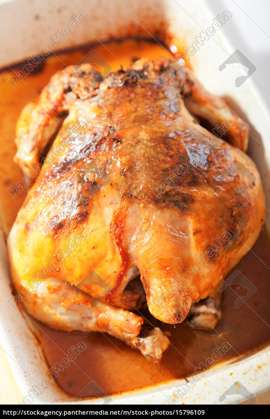 baked, whole, chicken, baked, whole, chicken - 15796109