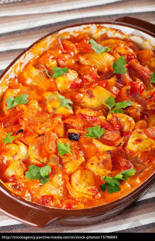casserole, with, chicken, , potatos, and, tomatos, casserole - 15796693