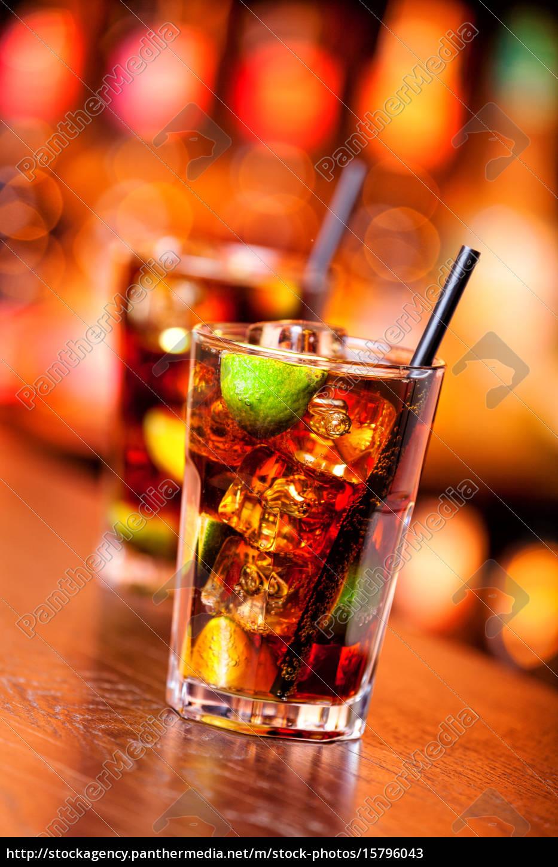 cocktails, collection, -, cuba, libre, cocktails, collection - 15796043