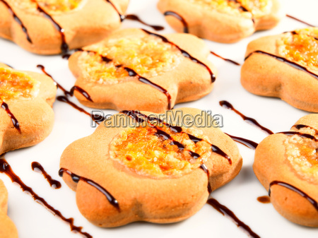 cookies, with, chocolate, toppling, cookies, with, chocolate - 15796047