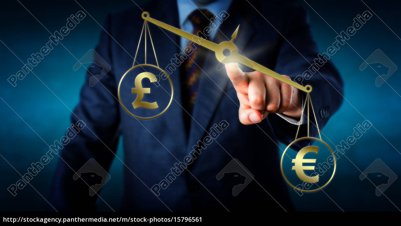 euro, outbalancing, the, british, pound, sterling - 15796561