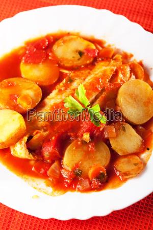 fish, and, potato, stew, fish, and, potato - 15796075