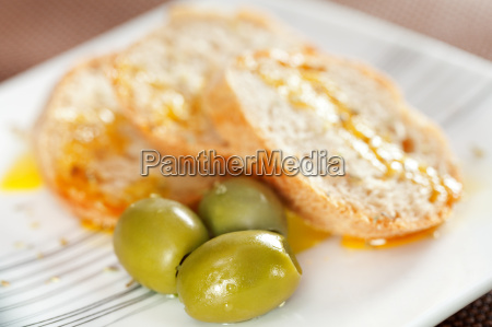 homemade, baguettes, with, ovile, oil, homemade, baguettes - 15796771