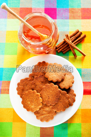 honey, cookies, with, cinnamon, honey, cookies, with - 15796027