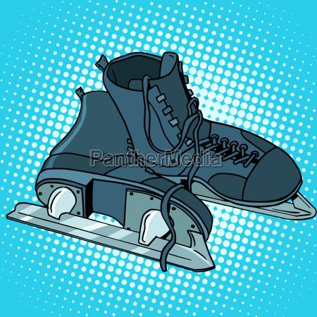 men, skates, winter, sports - 15796051