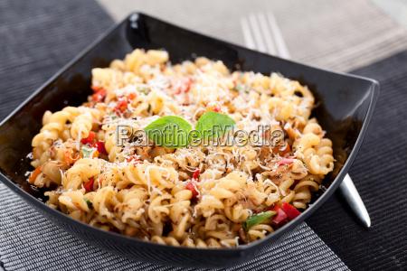 pasta, with, rabbit, and, white, wine, pasta - 15796105