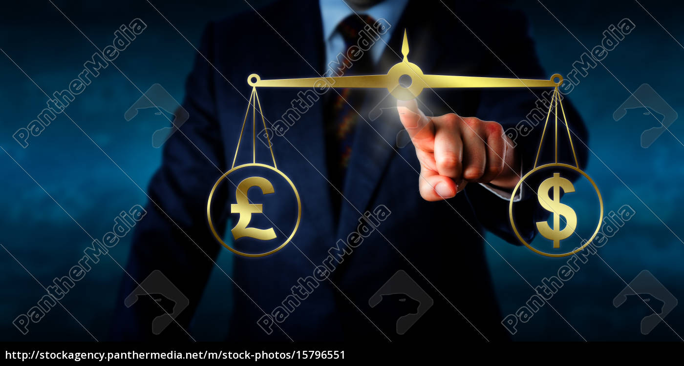 trading, the, pound, sterling, at, par - 15796551