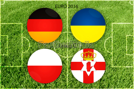 euro, cup, group, c - 15798989