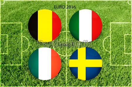 euro, cup, group, e - 15798997